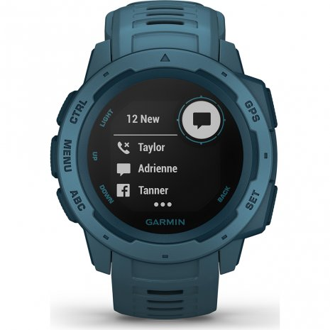 Robust GPS Smartwatch Lakeside Spring and Summer Collection Garmin
