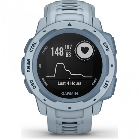 Robust GPS Smartwatch Seafoam Spring and Summer Collection Garmin