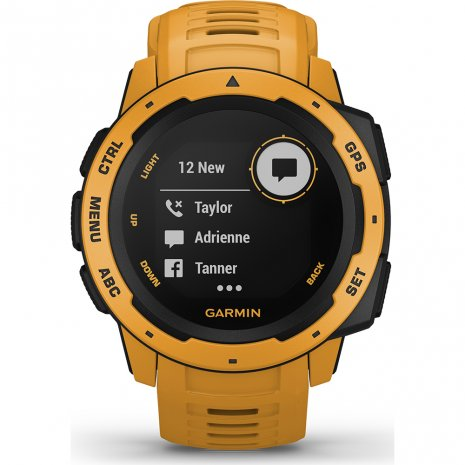 Robust GPS Smartwatch Sunburst Spring and Summer Collection Garmin