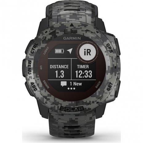 Garmin Watch Grey