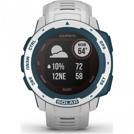 Solar GPS outdoor smartwatch with watersports functions Spring and Summer Collection Garmin
