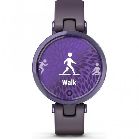 Garmin Watch Purple