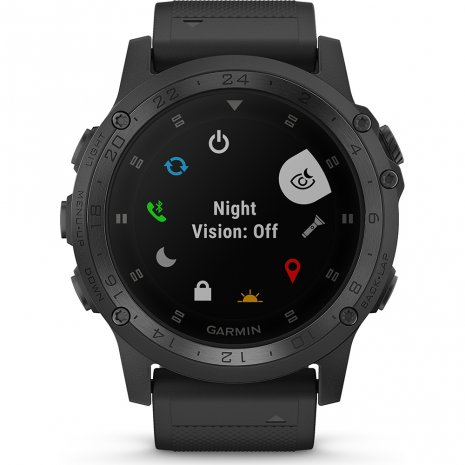 Watch Black Smart Digital