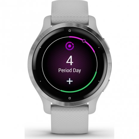 Health smartwatch with AMOLED screen, Heart Rate an GPS Spring and Summer Collection Garmin