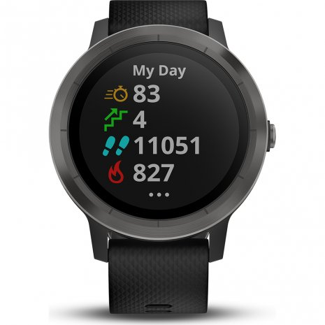 GPS Smartwatch with heartrate monitor Spring and Summer Collection Garmin
