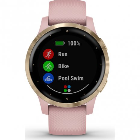 Garmin Watch Pink