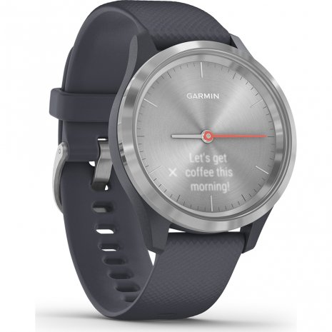 Small hybrid smartwatch with hidden touchscreen Spring and Summer Collection Garmin