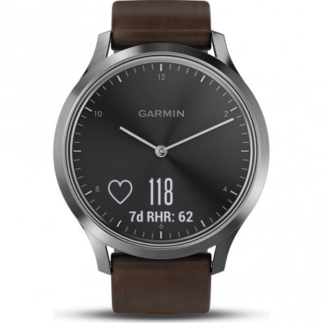 Garmin Watch Silver