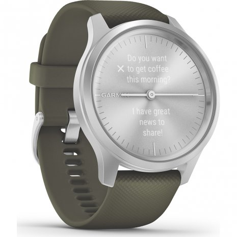 Hybrid smartwatch with hidden touchscreen Spring and Summer Collection Garmin