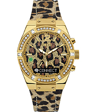 C0002M6 Guess Connect - Jet Setter Smart 41mm