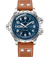 H77765541 Khaki Aviation X-Wind 45mm