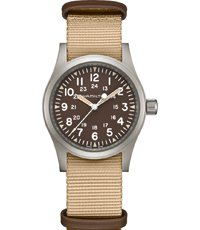 H69429901 Khaki Field 38mm