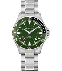 H82375161 Khaki Navy Scuba 40mm