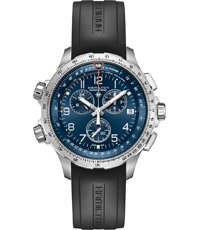 H77922341 Khaki X-Wind GMT 46mm
