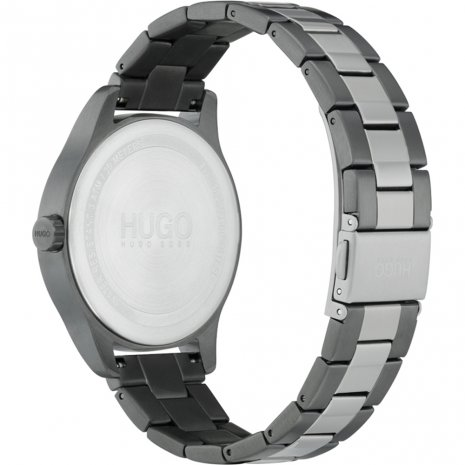 Hugo Watch Silver