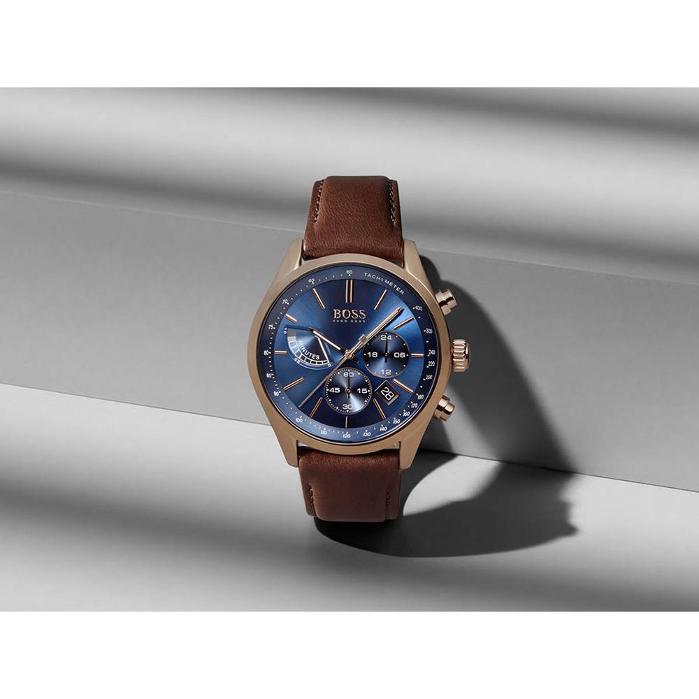 a82fa7851 Hugo BOSS boss 1513604 Grand Prix Watch • EAN: 7613272292382 • Watch ...