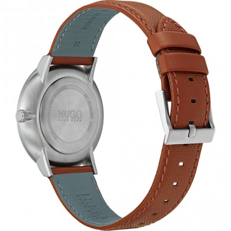 Hugo Watch Blue