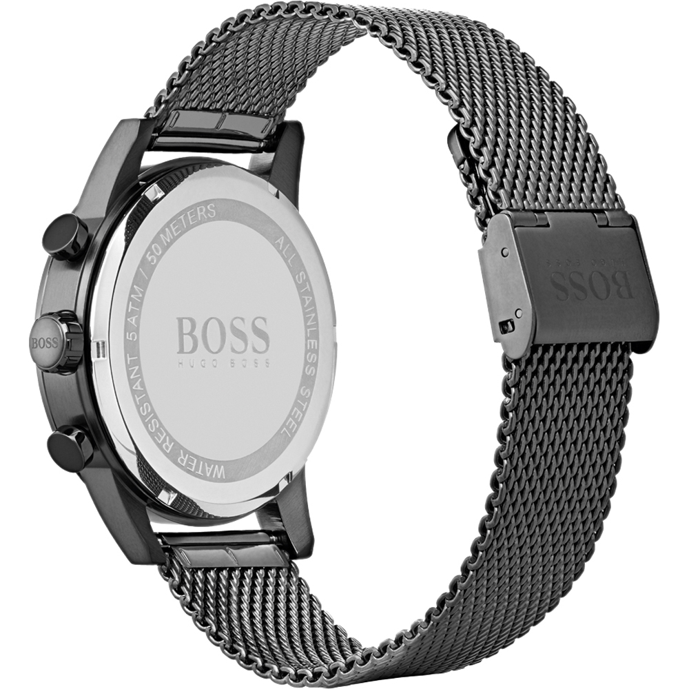 Hugo BOSS Boss Black 1513674 Navigator Watch • EAN  7613272313575 ... 5130be0c12