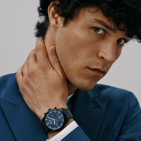 Chronograph with date Autumn and Winter Collection Hugo Boss