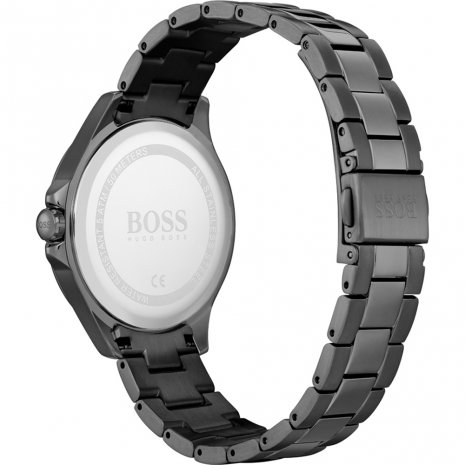Hugo Boss Watch Anthracite