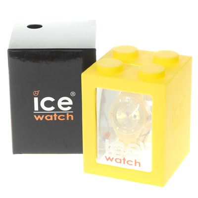Ice-Watch Watch Yellow