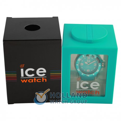 Turquoise Ladies Fashion Watch Size Small Autumn and Winter Collection Ice-Watch