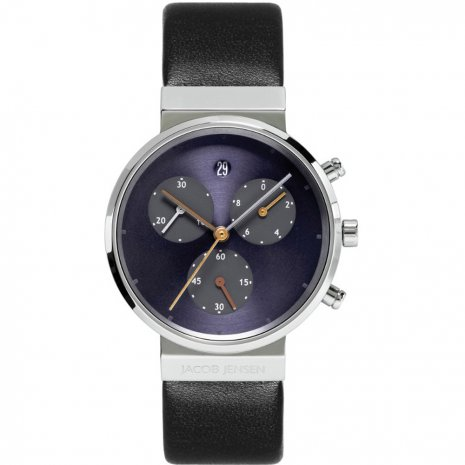 Jacob Jensen 615 Chronograph Watch