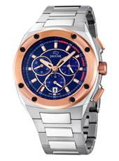 J808/3 Acamar 44.50mm Luxury Gents Sports Quartz Chronograph