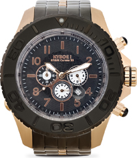 SBC-011-55 Chronos Steel Black Rose 55mm