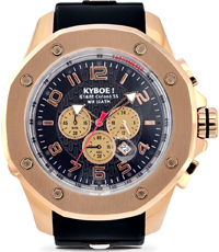 KPR-001-55 Port Rose Gold 55mm