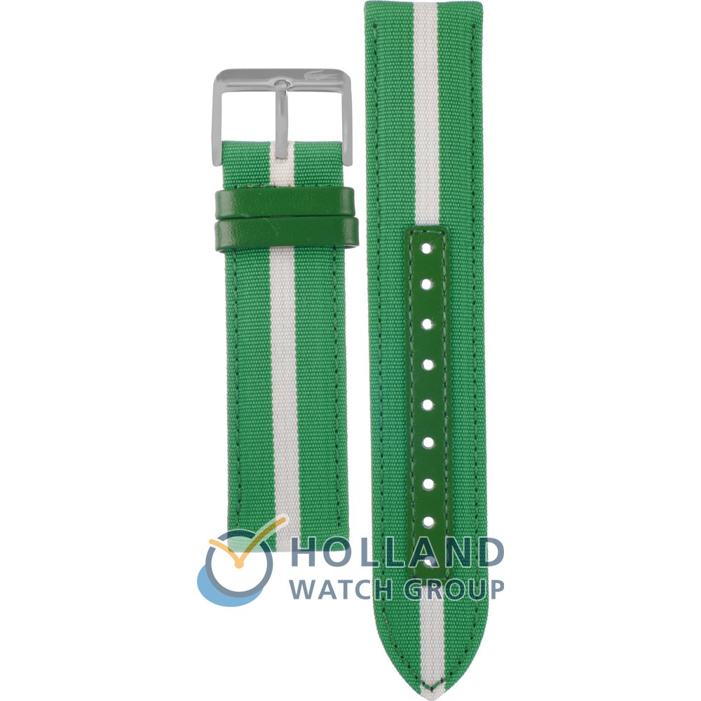 f5066fa3e63cd Lacoste Strap 609302601 2601 • Official dealer • Watch.co.uk