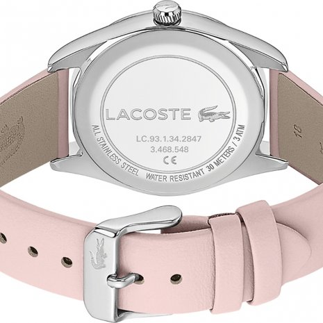 Lacoste Watch Bicolor Rose