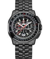 A.9272 Raptor  44mm Black Titanium Day/Date Chrono with Tachymeter