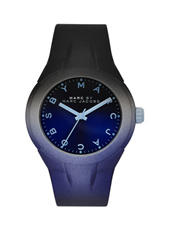 MBM5541 X-Up 38mm Black-Blue PU Ladies Watch