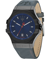R8851108021 Potenza  45mm Gents Quartz watch with Trident Logo
