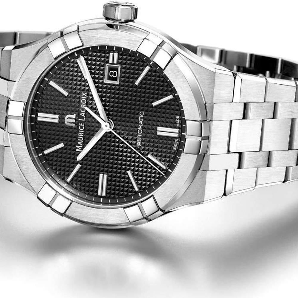 e408b4dd36750 Maurice Lacroix Aikon AI6008-SS002-330-1 Aikon Watch • EAN ...