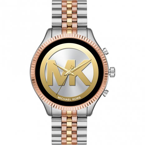 Touchscreen Smartwatch with Steel Bracelet - Gen 5 Autumn and Winter Collection Michael Kors