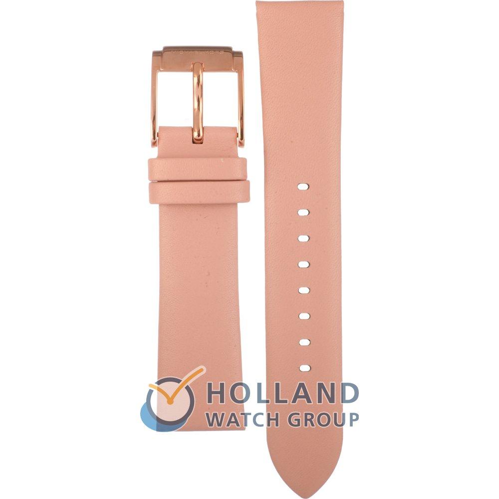 8eac391ba6ee Michael Kors Strap AMK2669 Lake • Official dealer • Watch.co.uk