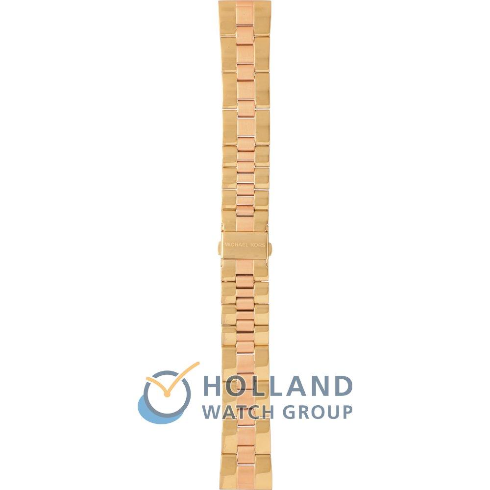 734ae17478fa Michael Kors AMK3665 Lake • Official dealer • Watch.co.uk