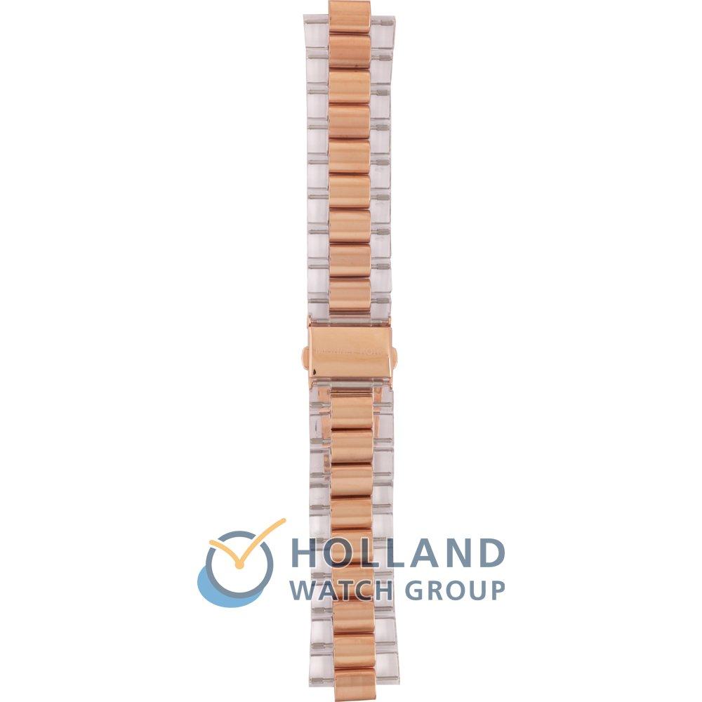 771a63f9e27e Michael Kors Strap AMK5905 Bradshaw • Official dealer • Watch.co.uk