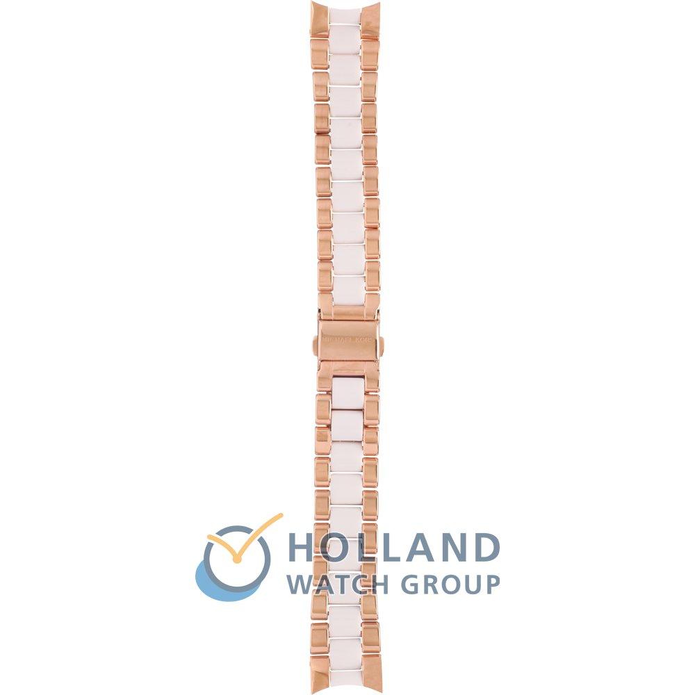 33ce91da8fd2 Michael Kors Strap AMK5907 Bradshaw Mini • Official dealer • Watch ...