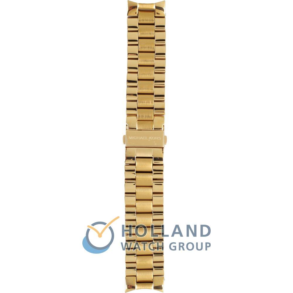 1628e88ede8d Michael Kors Strap AMK8097 Runway XL • Official dealer • Watch.co.uk