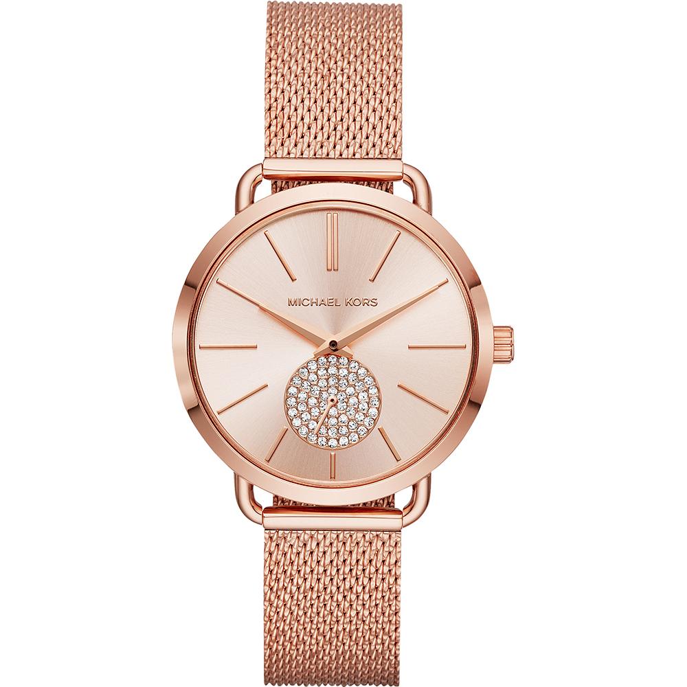 a8ce226564fe Michael Kors MK3845 Portia Watch • EAN  4053858991255 • Watch.co.uk