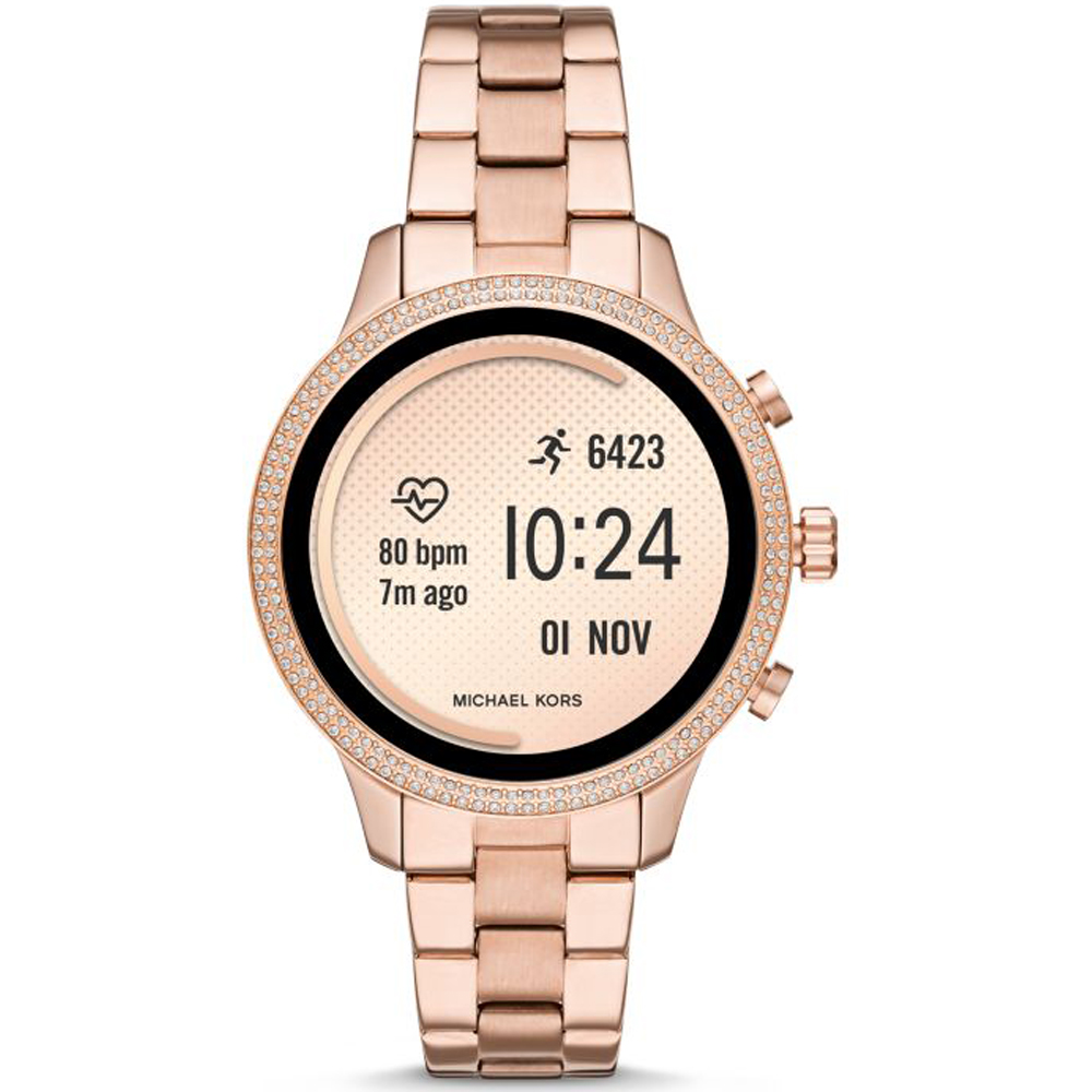 84fd8ecd0b7a Touchscreen Smartwatch with Set of Straps - Gen4 Spring and Summer  Collection Michael Kors