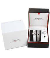 A666.30324.16SBA Aura 22mm Gift Set: Ladies Watch with extra bracelet