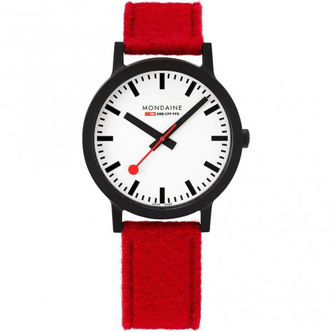 Mondaine Essence Watch