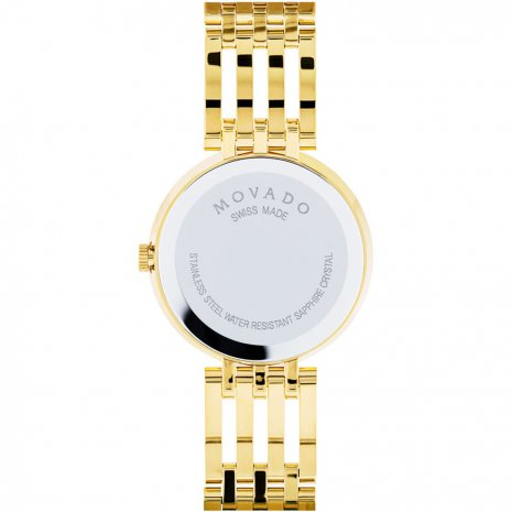 Movado Watch Mother Of Pearl