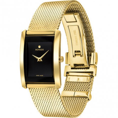 Movado Watch Gold