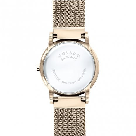 Movado Watch Rose Gold