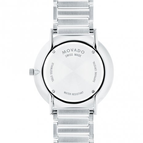 Movado Watch Blue